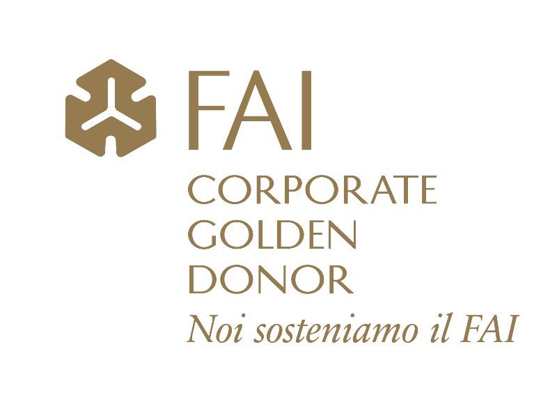 Travel & Service sostiene FAI - Fondo Ambiente Italiano