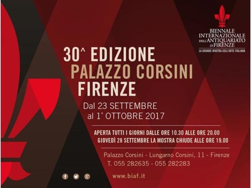 BIENNALE INTERNAZIONALE DELL'ANTIQUARIATO | Travel & Service | Servizi a noleggio in tutta Italia