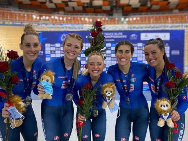 squadra femminile ciclismo