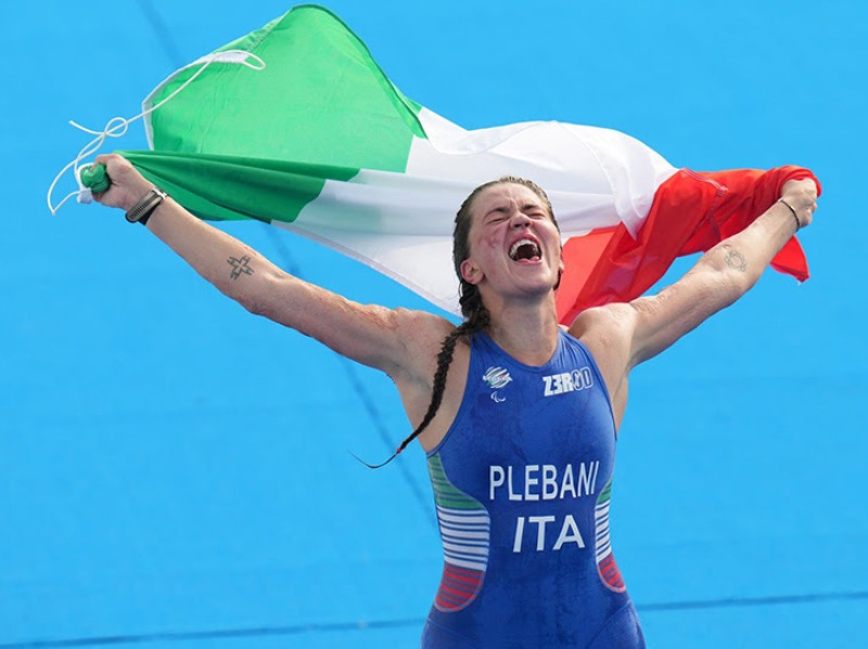 Veronica Yoko Plebani centra il bronzo a Tokyo 2020