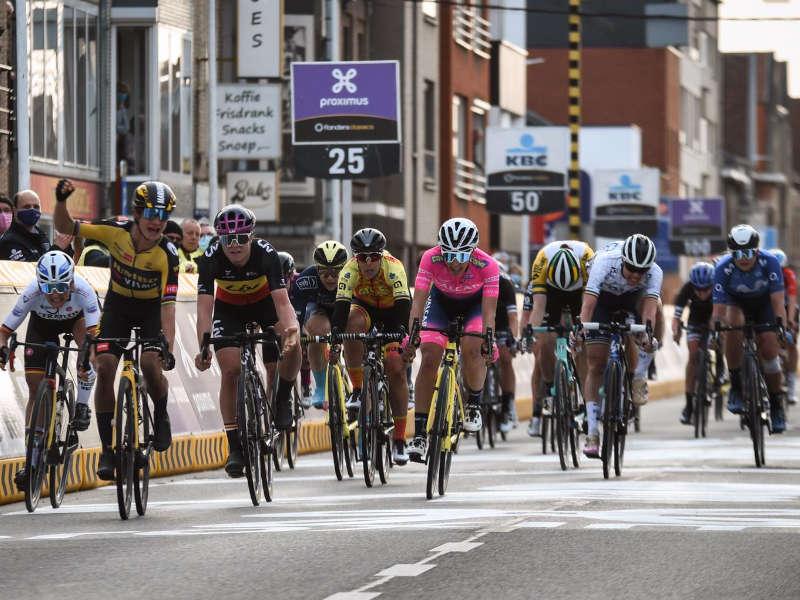 valcar Elisa Balsamo ciclismo rosa
