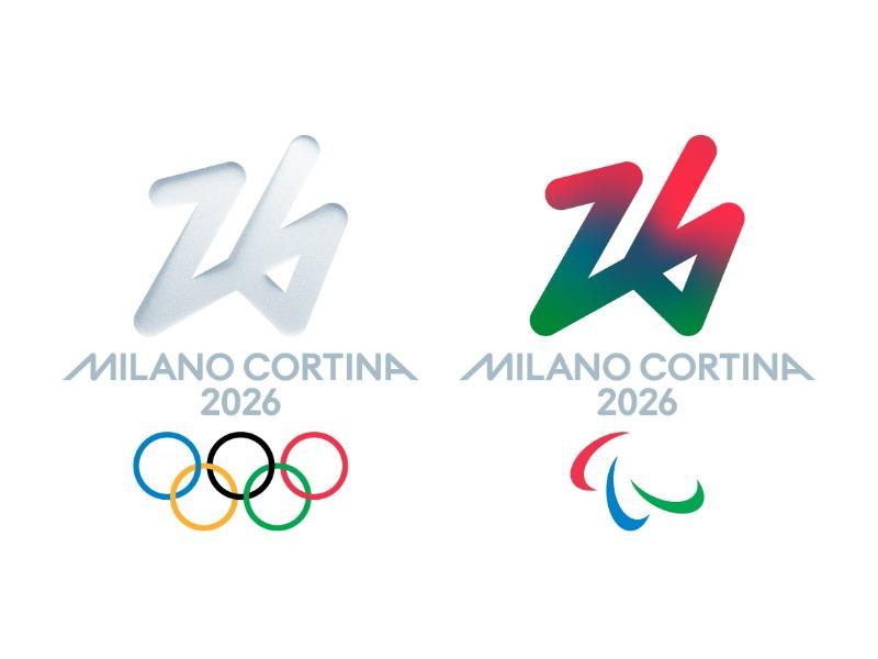 È Futura il logo delle olimpiadi di Milano Cortina 2026