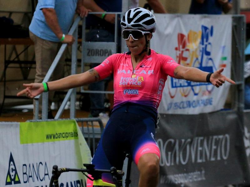 Valcar -Travel & Service: Ilaria Sanguineti vince a Tarzo