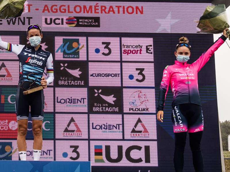 squadra ciclismo femminile Chiara Consonni