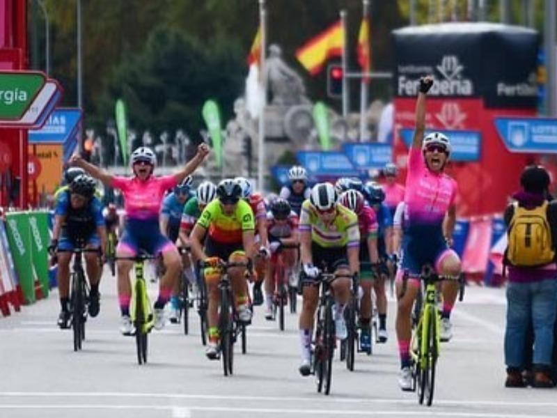 ciclismo femminile rosa vittoria gare bici