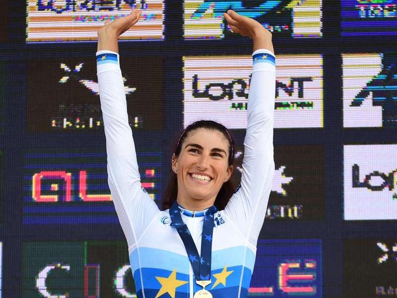 squadra ciclismo femminile Elisa Balsamo