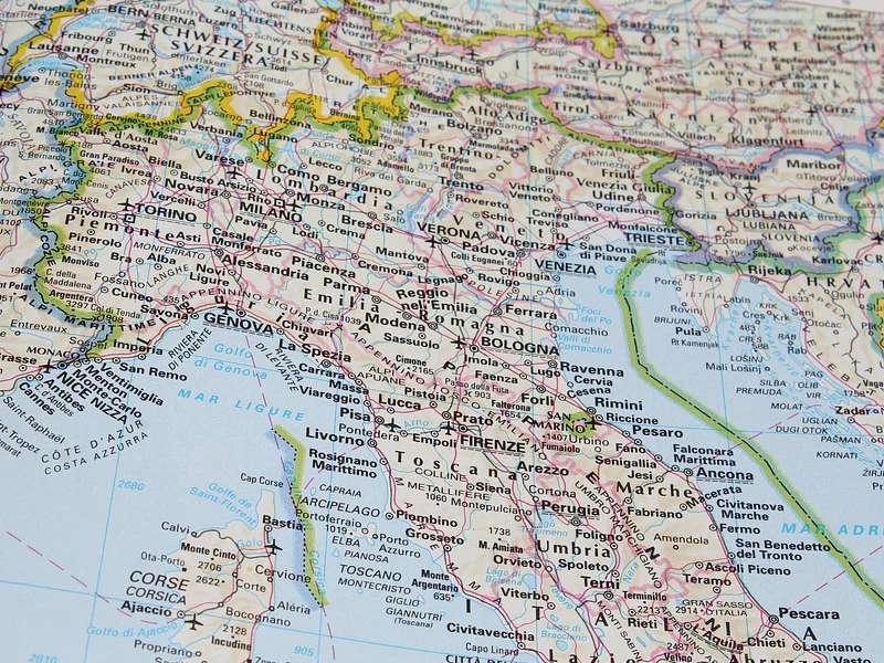 italia viaggio