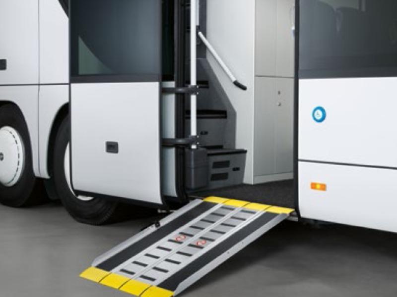Noleggio mezzi per trasporto diversamente abili | Travel & Service