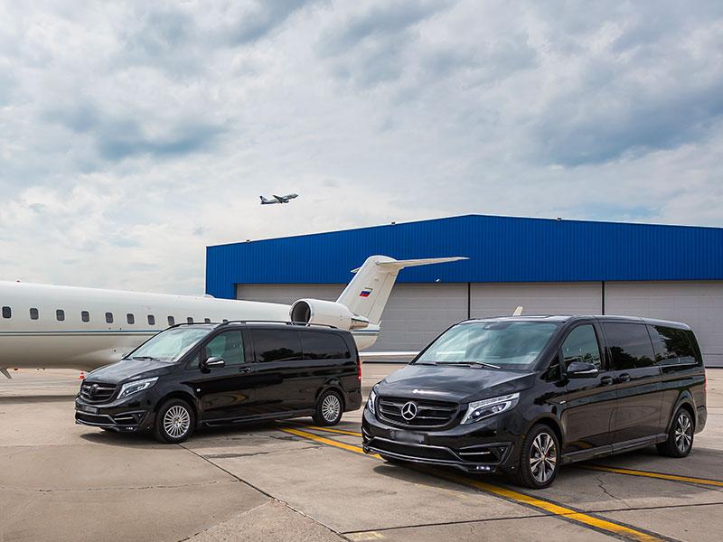 Auto luxury Mercedes Delegazione - Travel and Service