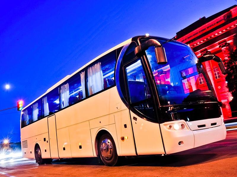 Noleggio pullman 50-54 posti bianco- Travel & Service