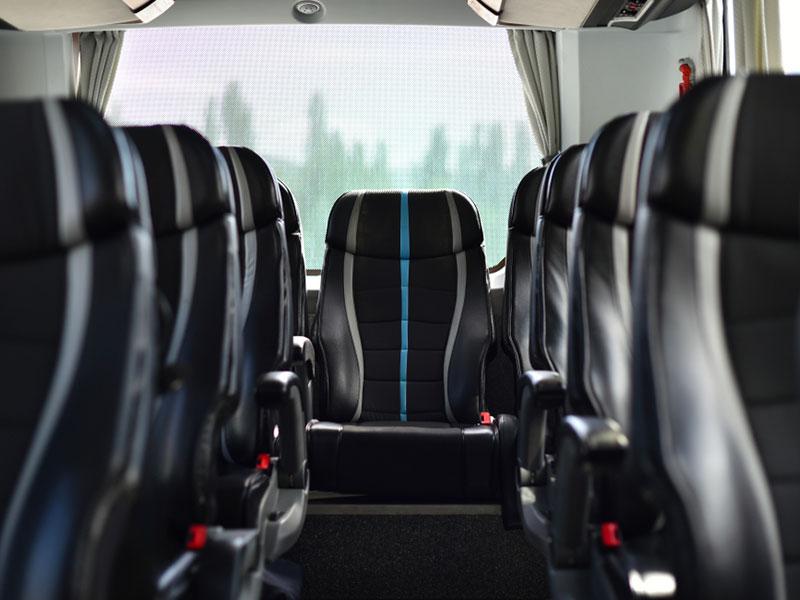 Noleggio minibus 31 sedili Travel And Service