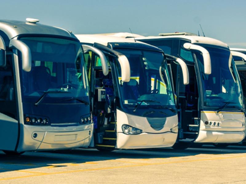 Noleggio pullman 50-54 posti - Travel & Service