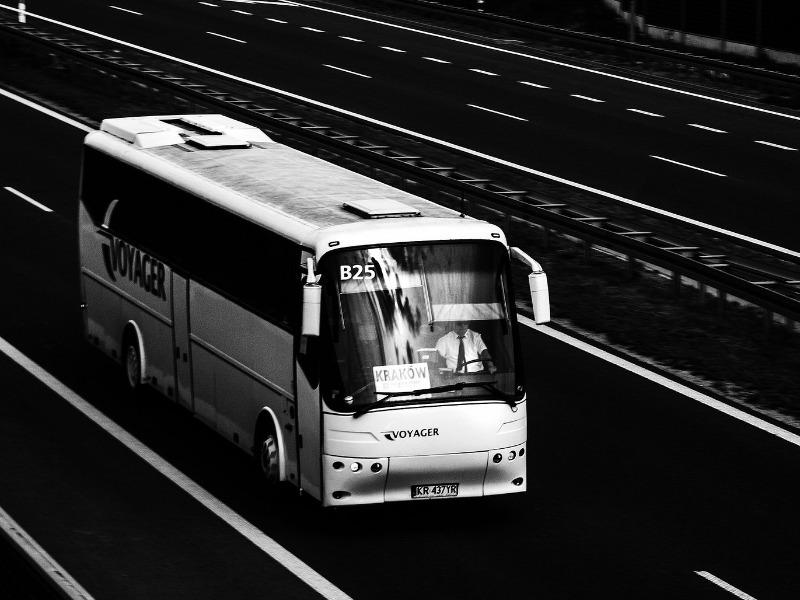 Pullman con conducente 55-56 posti