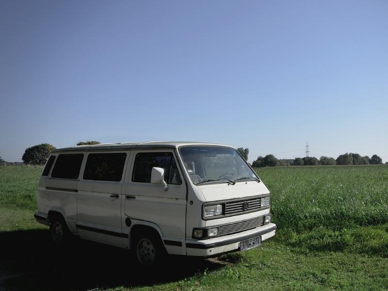 Minivan noleggio con conducente