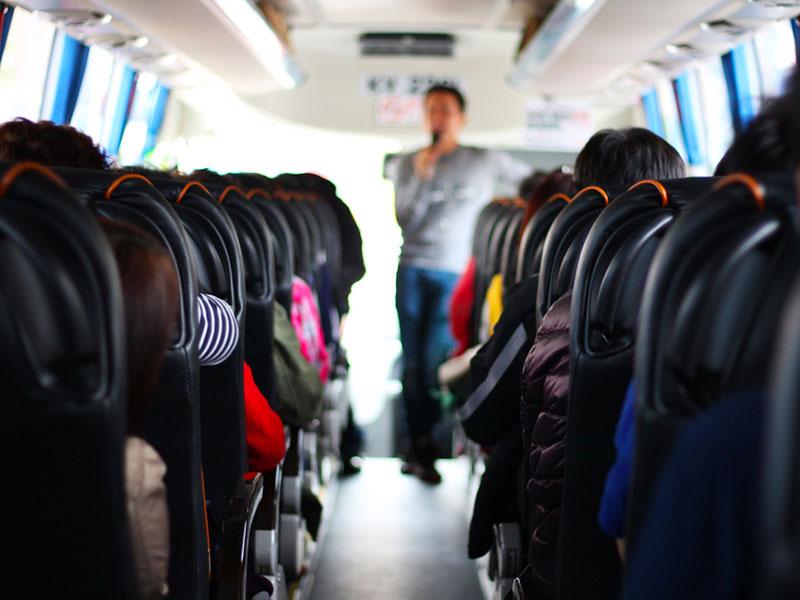 Pullman 55-56 posti microfono- Travel & Service