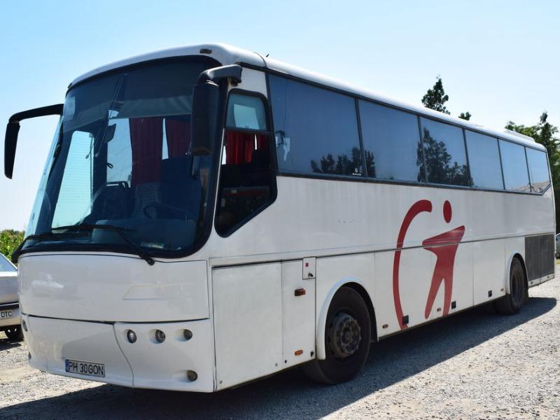 Noleggio minibus 31 posti con conducente