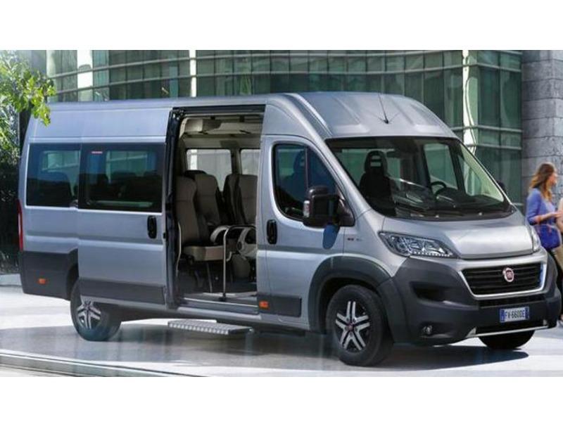Noleggio minibus 14-20 posti con conducente